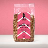 Bio Ingwer Zimt Honigmüsli - knusprig gebacken