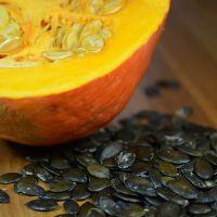 Kürbisknabberkerne Schoko-Orange