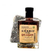 Granit Whisky Goldader - Dinkelmalz mit Fassstärke