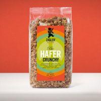 Bio Hafer Crunchy Müsli - knusprig gebacken