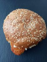Schweine Schnitzel Burger