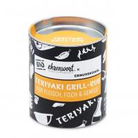 BIO Teriyaki Grill-Rub für Fleisch, Fisch & Gemüse