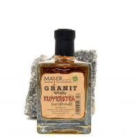 Granit Whisky Kuferstoa - Gerstenmalz mit Fassstärke