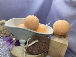 Aroma Badekugel Zitronengras-Mandarine