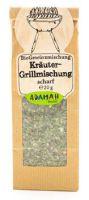 Kräuter-Grillmischung, scharf