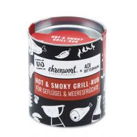 Bio Hot & Smoky Grill-Rub