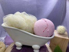 Jumbo-Badekugel Wassermelone