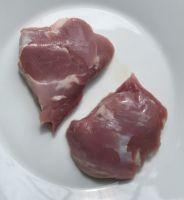 Schweine Lungenbraten Medaillions natur