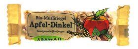 Müsliriegel Apfel-Dinkel
