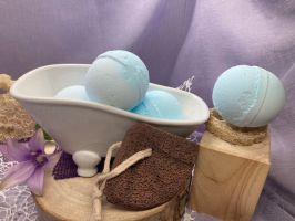 Aroma Badekugel Lavendel-Majoran