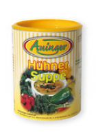 Hühner Suppe