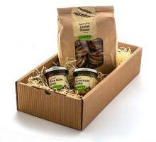 ADAMAH BioHof Geschenkbox Nudeln und Pestos