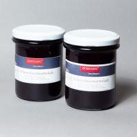 Schwarzbeere Marmelade
