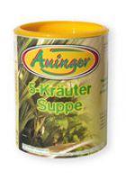 5 Kräuter Suppe
