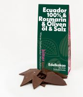 100% Ecuador & Rosmarin & Olivenöl & Salz