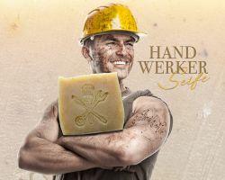 Handwerkerseife - Palmölfrei