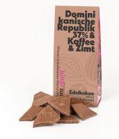 37% Dominikanische Republik & Kaffe & Zimt