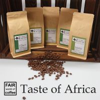"""Taste of Africa"" Kaffee-Kennenlernpaket (Kaffeebohnen)"