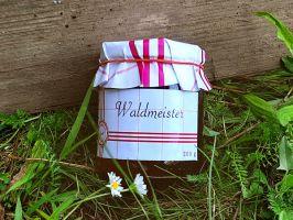 Waldmeister Gelee