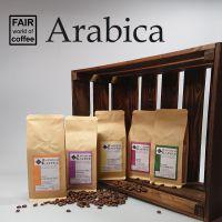 Arabica-Kaffee Kennenlernpaket (Kaffeebohnen)
