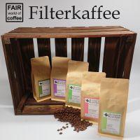Filterkaffee Kennenlernpaket (Kaffeebohnen)