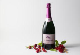 ZANTHO Brut Rosé im Geschenkkarton Magnum