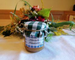 Pfirsich-Amaretto