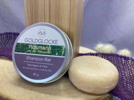Shampoo-Bar Rosmarin