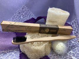 Bambus Zahnbürste weich