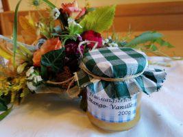 Mango-Vanille