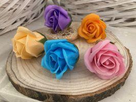 Seifenblume Rose
