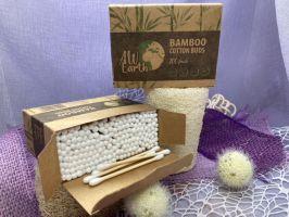 Bambus Wattestäbchen 200Stk