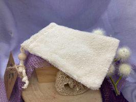 Leinen Seifensäckchen