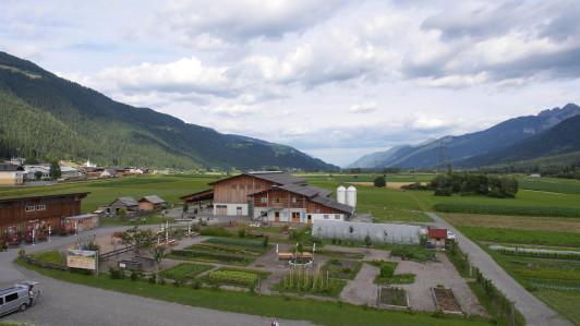 Eingebettet im Oberen Gailtal liegt unser Betrieb