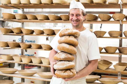 BÄCKERMEISTER THOMAS MATITZ Der Kräcker Bäcker Österreichs.
