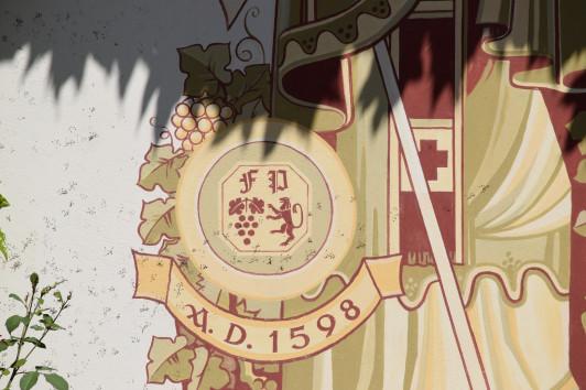 Unser Wappen.... Familientradition seit 1598