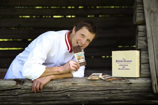 All unsere Schokoladen & Schokoladenprodukte sind ...
