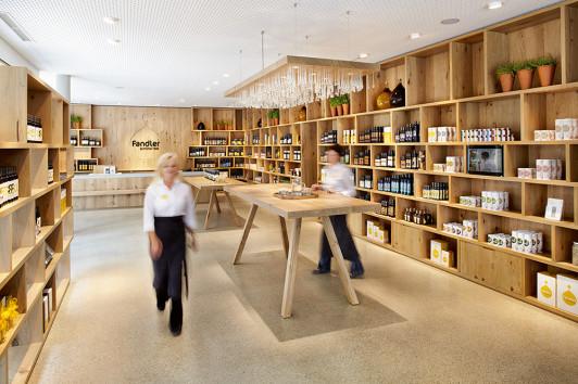 Der Verkaufsraum in Pöllau: die ganze Auswahl und ...