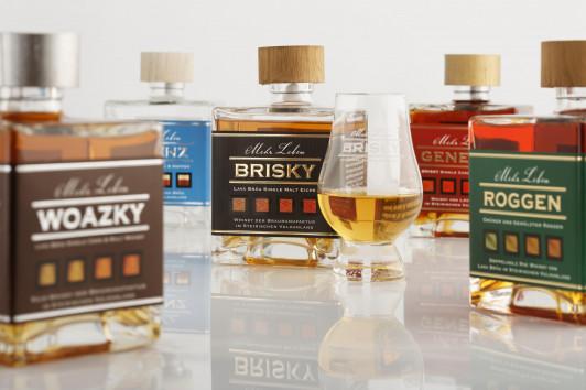 Außergewöhnlicher Geschmack für Whiskyliebhaber in...