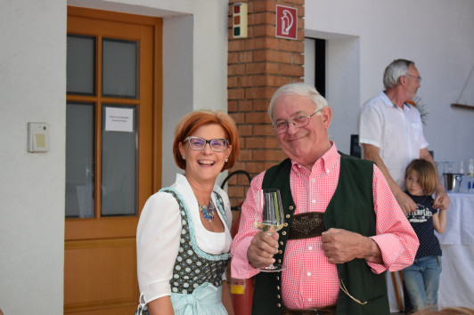 Franz Paschinger sen. und Sonja Paschinger