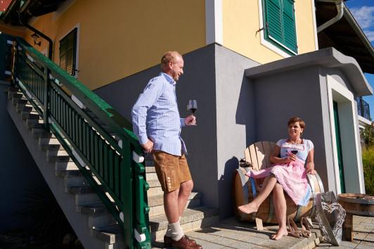 Eva und Gerhard