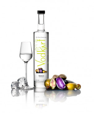 Pure Rare Potato Vodka