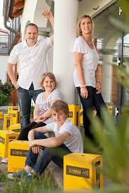 Johannes, Karin, Jana und Felix Autrieth