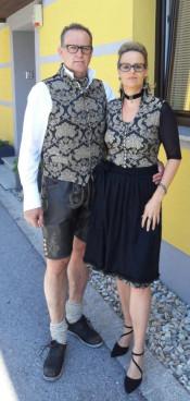 Familie Karl und Claudia Friedrich