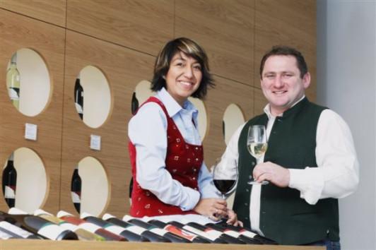 Unser Weinshop - Wir freuen uns auf eurem Besuch!