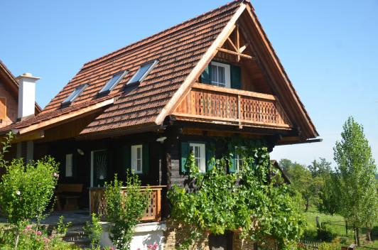 Ferienhaus Wolfgangibllick