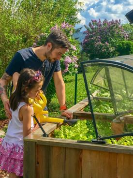 Timberra Hochbeete - Abenteuer Garten