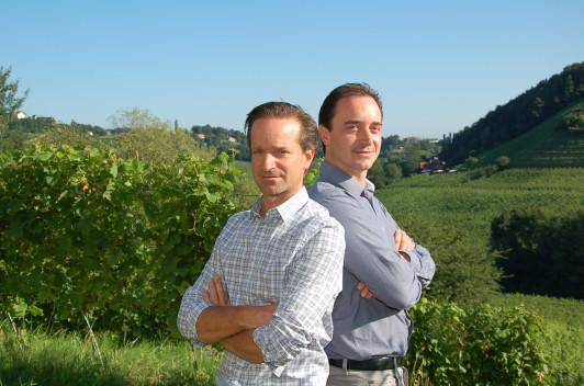 Thomas-Primus Polz und Christian-Primus Polz