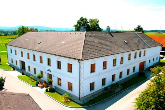 Der Wurzer-Hof in Bodensdorf bei Wieselburg in Nie...