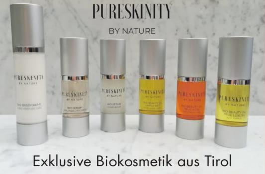 Exklusive Biokosmetik aus Tirol - verwenden Sie un...